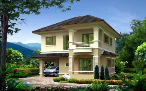 บ้านจัดสรรเชียงใหม่ - โครงการหมู่บ้านจัดสรรสมหวัง เชียงใหม่
