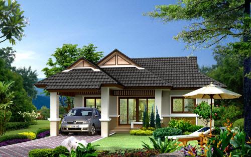 บ้านจัดสรรเชียงใหม่ หมู่บ้านจัดสรรสมหวังอินทาวนื